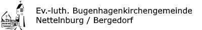 Ev.-luth. Bugenhagenkirchengemeinde Nettelnburg Logo